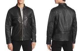 mens leather jackets black friday men u0027s designer jackets u0026 winter coats bloomingdale u0027s