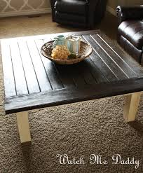 build your own coffee table rixen it up build your own coffee