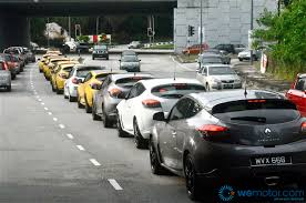 renault japan convoy and gathering for renault megane rs250 cup owners wemotor com