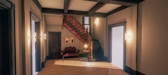Halliwell Manor Floor Plan by Charmed House Halliwell Manor U2014 Polycount