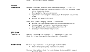 Waiter Resume Template Resume Sample Resume Hotel Waitress Awesome Pre Written Resume