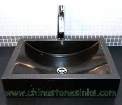 square bathroom sinks black granite square bathroom sink square