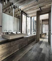 modern rustic design rustic modern bathroom design ideas maison valentina blog