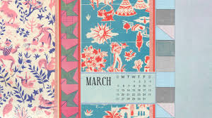 free march 2018 calendar for desktop and iphone giants pilgrims march free calendar desktop and iphone wallpaper