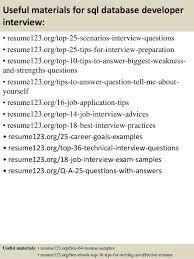 sample resume for sql developer sql developer resume sql