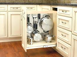 Design Ideas For Kitchen Cabinets Blind Kitchen Cabinet Great Delightful Blind Corner Kitchen