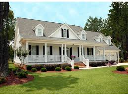 architecture white painted one story brick home designs with some