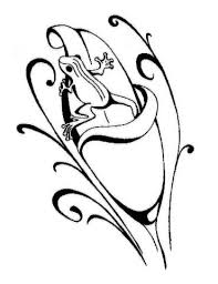 frog tattoos are and pretty tattoos that symbolize many
