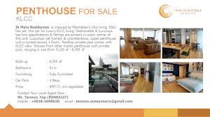hampshire park condo for sale rent one sunterra properties sdn bhd