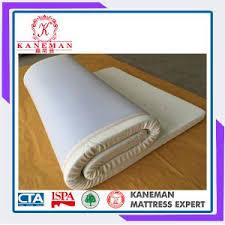 good sleep well thin aloe vera memory foam mattress topper made in