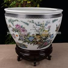 wholesale colorful large indoor and outdoor ceramic plant pots for