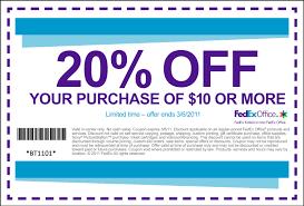 fedex office coupon codes april 2015