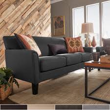uptown modern sofa by inspire q classic free shipping today