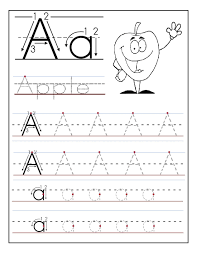 printable alphabet tracing sheets for preschoolers kindergarten kindergarten alphabet tracing worksheets fun loving