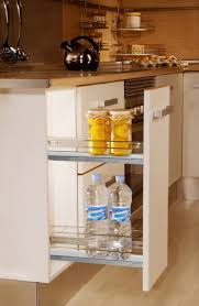 Kitchen Cabinets Slide Out Shelves by Pull Out Cabinet Organizer Pullout Cabinet Organizer For Pots And