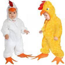 Infant Chicken Halloween Costume Kids Chicken Costume Ebay
