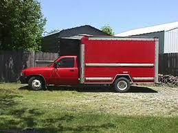 toyota uhaul truck for sale 1989 toyota utility box truck