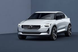 brand new volvo volvo previews new 40 series models with double concept car unveil