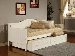 daybed design white trundle daybed design ideas home designs insight trundle