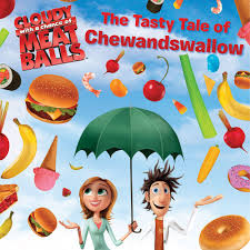 amazon tasty tale chewandswallow cloudy chance