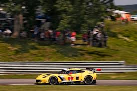 chevrolet corvette racing corvette racing at lime rock third row start for pair of