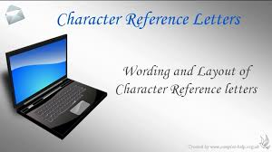 http www samples help org uk sample letters character reference