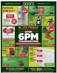 sears black friday 2016 ad find the best sears black friday
