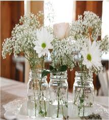 jar decorations for weddings wedding reception centerpieces with jars violet