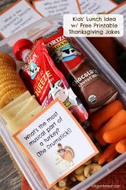 thanksgiving and kids kids u0027 lunch idea with free printable thanksgiving lunch box jokes