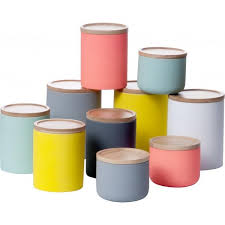 boites cuisine boîte cuisine design grise céramique present silk m cuisine