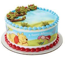 winnie the pooh cake topper winnie the pooh cake decorations ebay