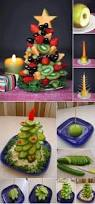fruit and veggie trees such a great christmas party decoration i