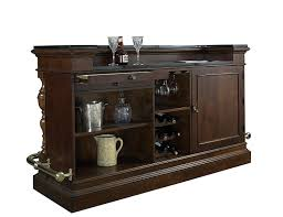 amazon com pulaski carlton manor bar kitchen u0026 dining