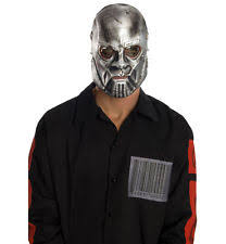 Metal Halloween Costumes 133 Mask Slipknot Teen Heavy Metal Band Halloween Costume