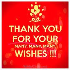 appreciation message for birthday well wishers best happy birthday