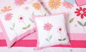 Bed Linen For Girls - childrens bed linen from linen lace and patchwork