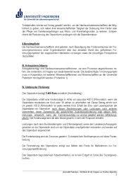 Angebote F K Hen Universität Paderborn Nachricht