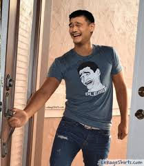 Jao Ming Meme - yao ming wearing his own bitch please meme t shirt lerage shirts