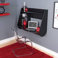 modern black desks kurv modern floating desk black desks u0026 workstations best