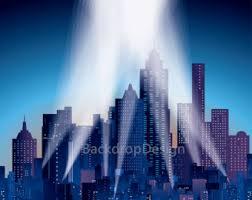 cityscape backdrop city backdrop etsy