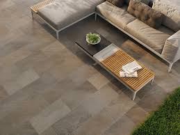 porcelain stoneware outdoor floor tiles with stone effect point