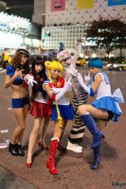 Sailor Moon Halloween Costume Sailor Moon Halloween Costumes Tokyofashion Street