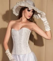 wedding corset brocade bridal corset n4294