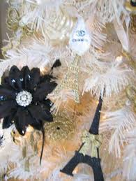 a winter wonderland christmas tree noel ornament and winter