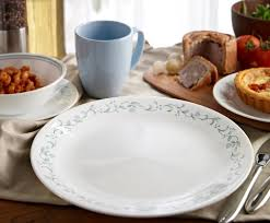Corning Dishes Amazon Com Corelle Livingware 16 Piece Dinnerware Set Country