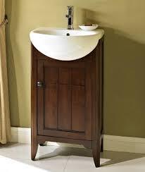 24 Inch Bathroom Vanities Bathroom 18 In Bathroom Vanity Cabinet Modern On Intended For Wide