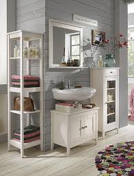 badezimmer m bel set badmöbel set kiefer weiß lasiert badezimmer möbel holz massiv 4 teilig