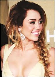 how to style miley cyrus hairstyle messy braided hairstyles for long hair miley cyrus popular