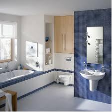 badezimmer dunkelblau blau und weiß badezimmer massdents info