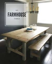 Diy Farmhouse Dining Room Table Diy Farmhouse Table Farmhouse Table Plans Diy Farmhouse Table